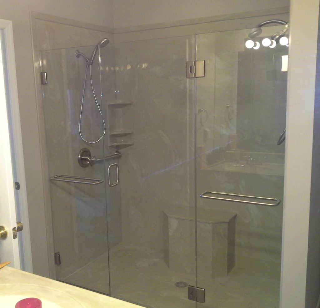 Shower doors Osage Beach, Shower Door Camdenton, Shower Doors