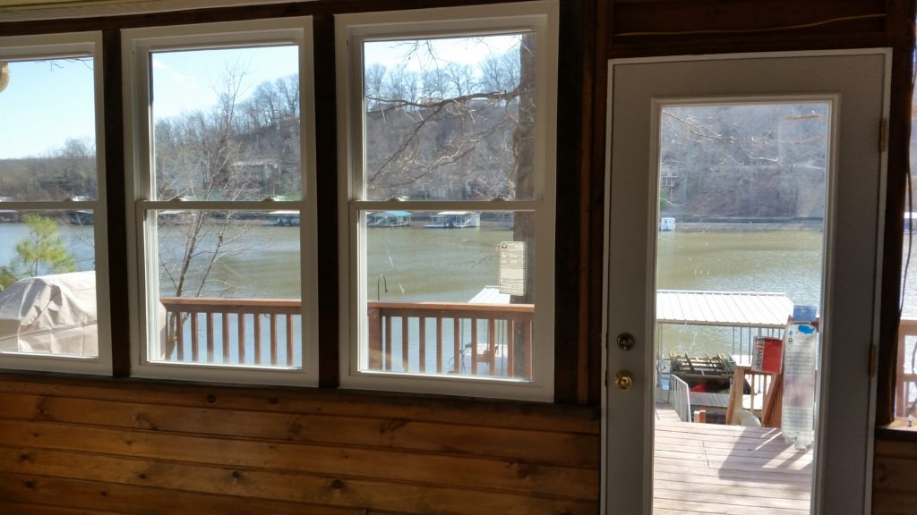 Sunroom Windows installed in Gravois Mills\