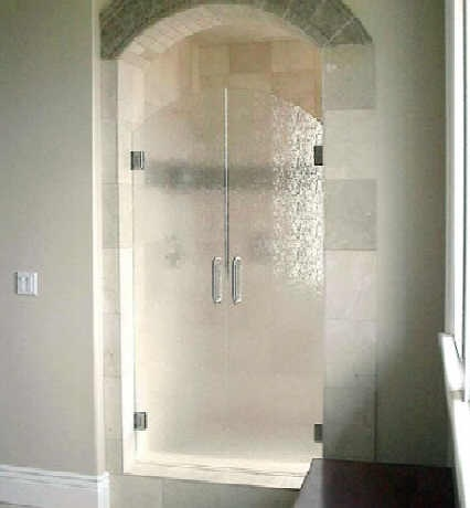 Shower Door installed in Lake Ozark